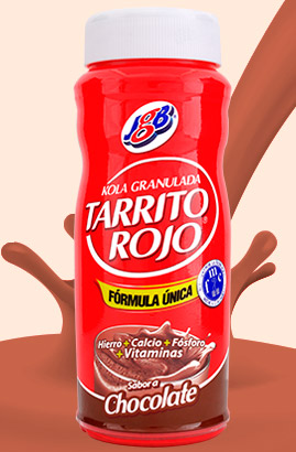 Tarrito Rojo Chocolate