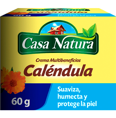Caléndula Crema Multibeneficios